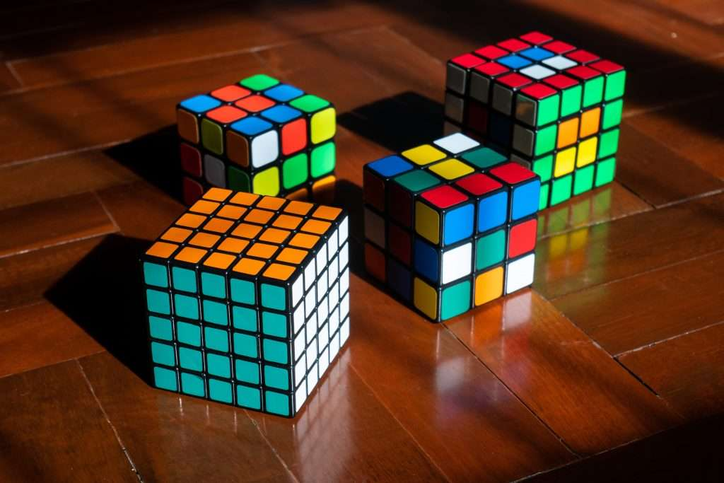 Miller Trust is like a Rubik's Cube
