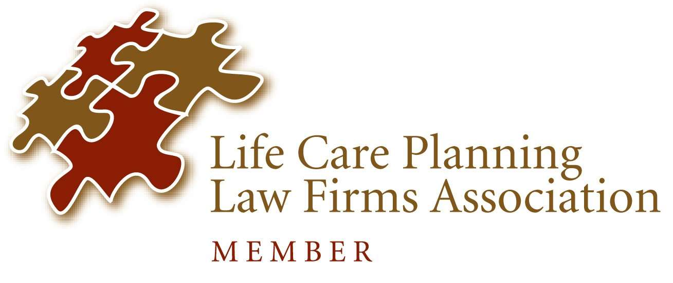 Life Care Planning Law Firms Association Member (seal)