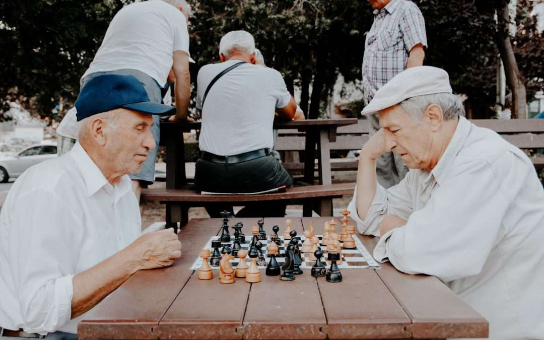 Assisted Living Facility socialization