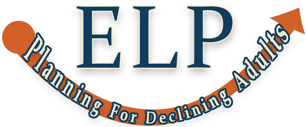 ELP Logo - Planning For Declining Adult
